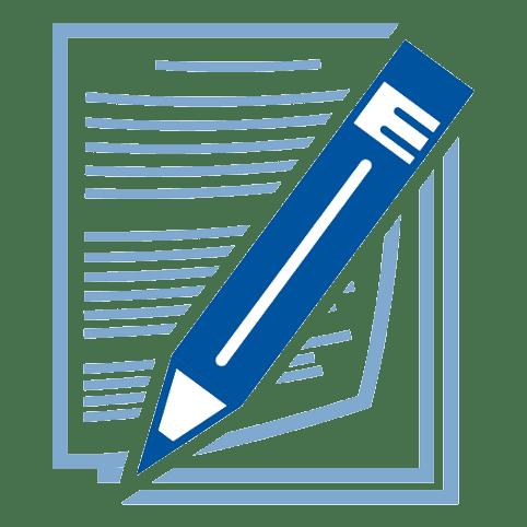 Work Sheet Icon