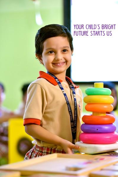 Pallavi School Boduppal Prospectus